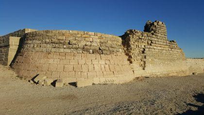 Vista exterior del Castell